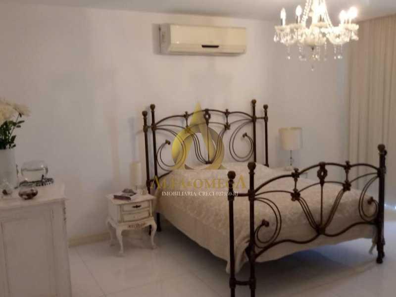 8 - Casa em Condomínio Rua Dina Sfat,Barra da Tijuca, Rio de Janeiro, RJ À Venda, 4 Quartos, 392m² - AO60125 - 8