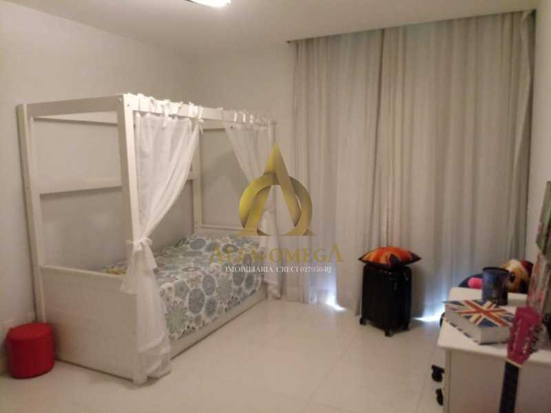 9 - Casa em Condomínio Rua Dina Sfat,Barra da Tijuca, Rio de Janeiro, RJ À Venda, 4 Quartos, 392m² - AO60125 - 9