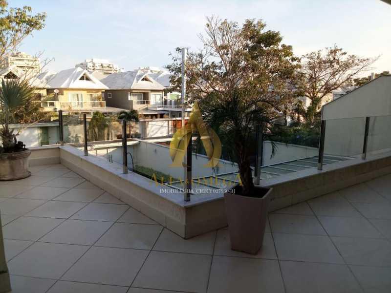 11 - Casa em Condomínio Rua Dina Sfat,Barra da Tijuca, Rio de Janeiro, RJ À Venda, 4 Quartos, 392m² - AO60125 - 25