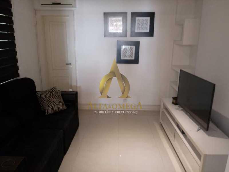 13 - Casa em Condomínio Rua Dina Sfat,Barra da Tijuca, Rio de Janeiro, RJ À Venda, 4 Quartos, 392m² - AO60125 - 14
