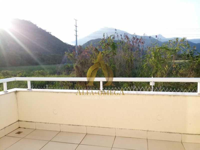 15 - Casa em Condomínio Rua Dina Sfat,Barra da Tijuca, Rio de Janeiro, RJ À Venda, 4 Quartos, 392m² - AO60125 - 26