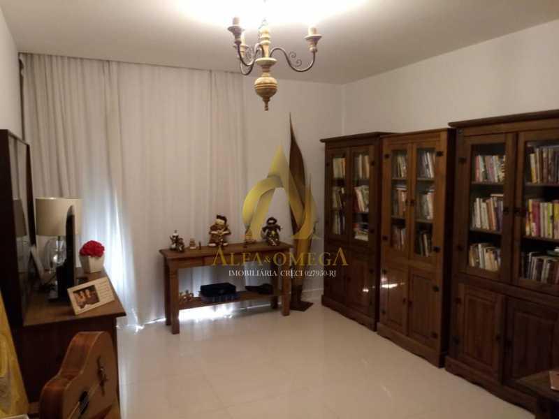 19 - Casa em Condomínio Rua Dina Sfat,Barra da Tijuca, Rio de Janeiro, RJ À Venda, 4 Quartos, 392m² - AO60125 - 11