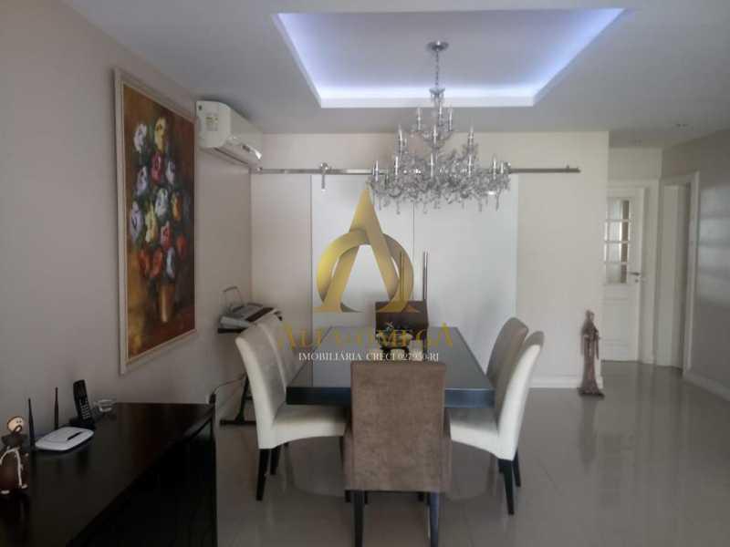 22 - Casa em Condomínio Rua Dina Sfat,Barra da Tijuca, Rio de Janeiro, RJ À Venda, 4 Quartos, 392m² - AO60125 - 6