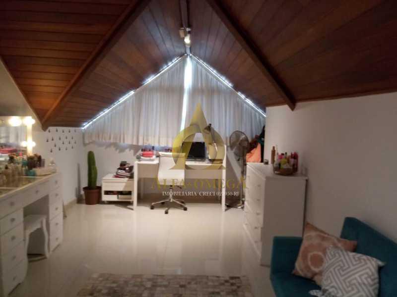 25 - Casa em Condomínio Rua Dina Sfat,Barra da Tijuca, Rio de Janeiro, RJ À Venda, 4 Quartos, 392m² - AO60125 - 20