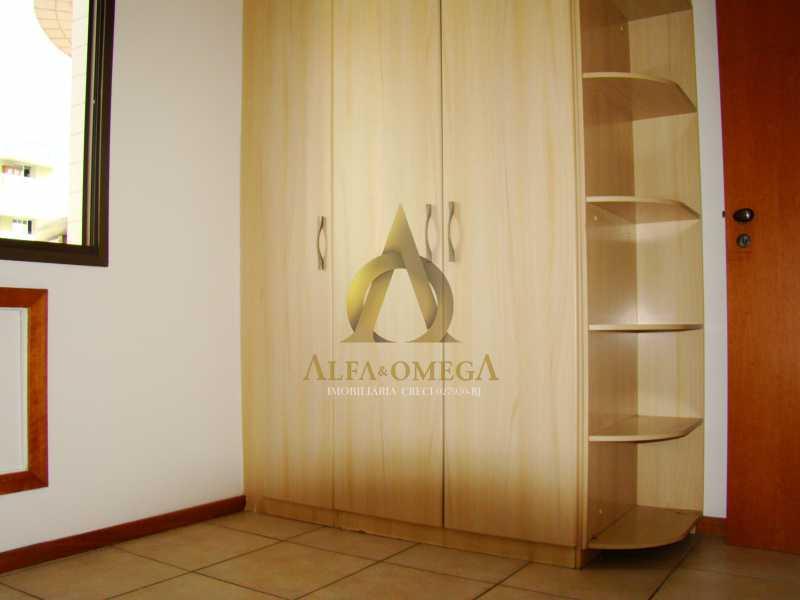 DSC05610 - Apartamento À Venda - Barra da Tijuca - Rio de Janeiro - RJ - AO20421 - 10
