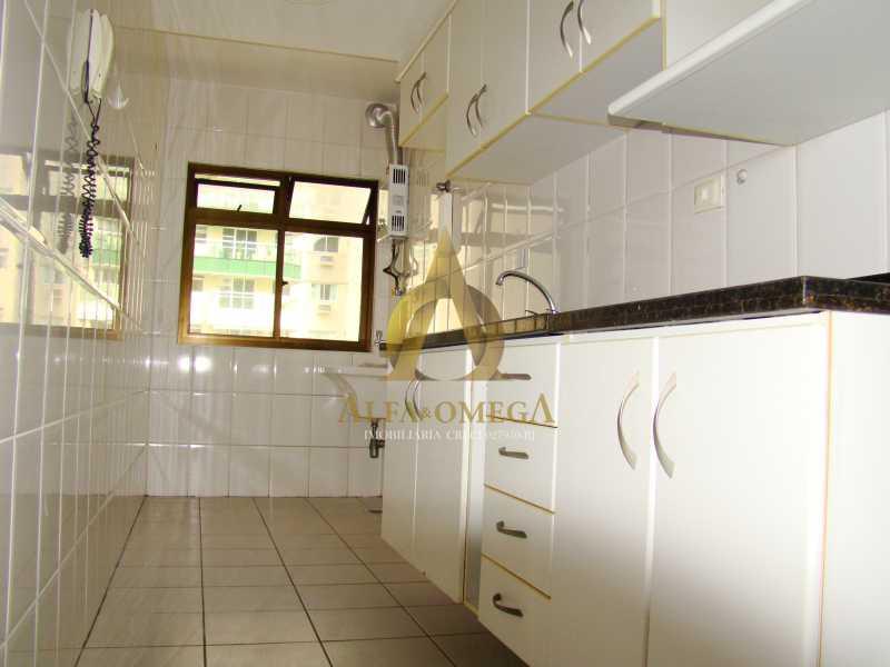 DSC05616 - Apartamento À Venda - Barra da Tijuca - Rio de Janeiro - RJ - AO20421 - 16
