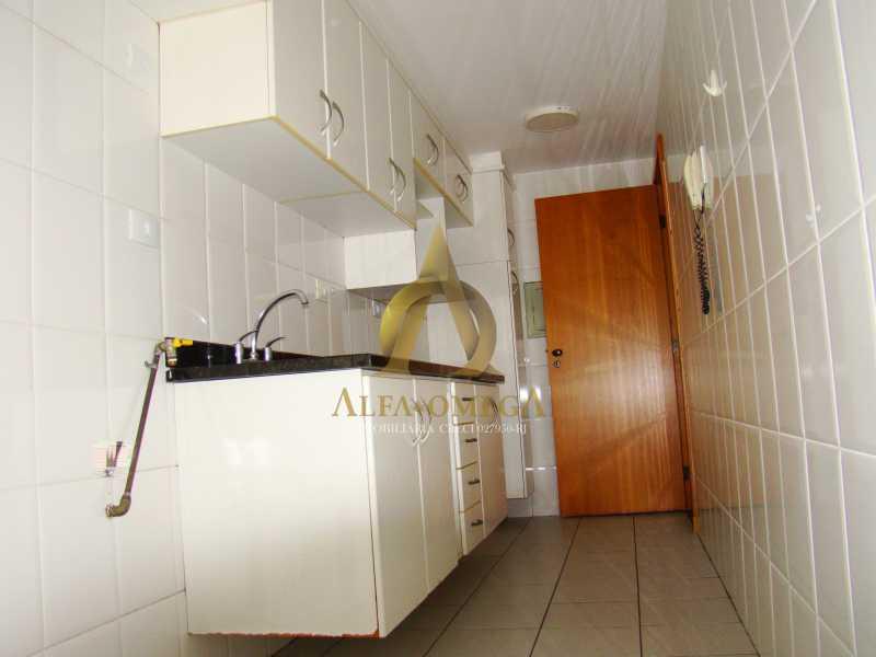 DSC05619 - Apartamento À Venda - Barra da Tijuca - Rio de Janeiro - RJ - AO20421 - 14