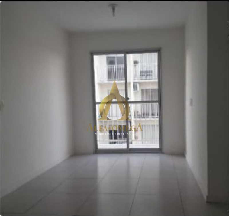 SALA - Apartamento Taquara, Rio de Janeiro, RJ À Venda, 2 Quartos, 55m² - AOJ20071 - 1