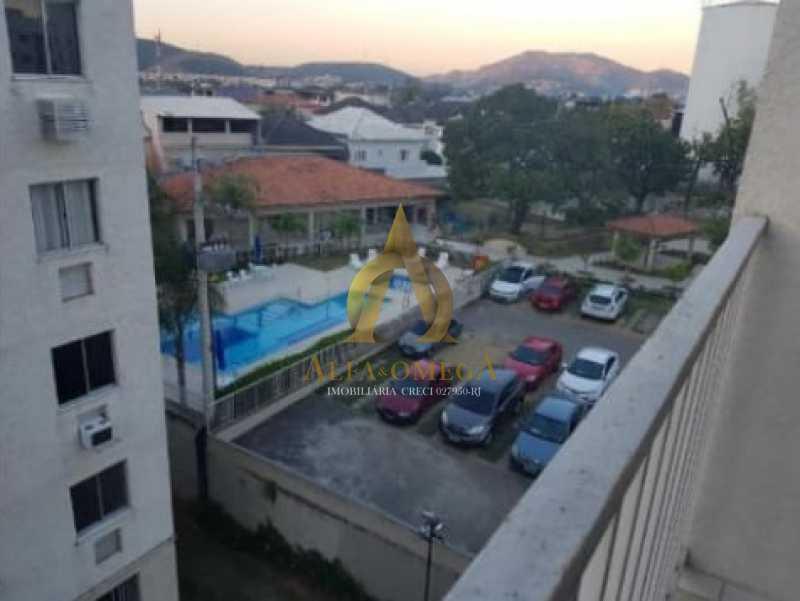THM - Apartamento Taquara, Rio de Janeiro, RJ À Venda, 2 Quartos, 55m² - AOJ20071 - 3