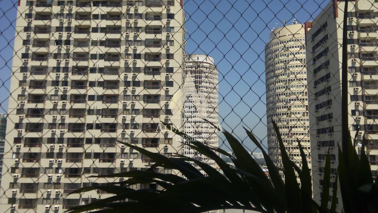 FOTO 3 - Apartamento Barra da Tijuca,Rio de Janeiro,RJ À Venda,1 Quarto,67m² - AO10199 - 3