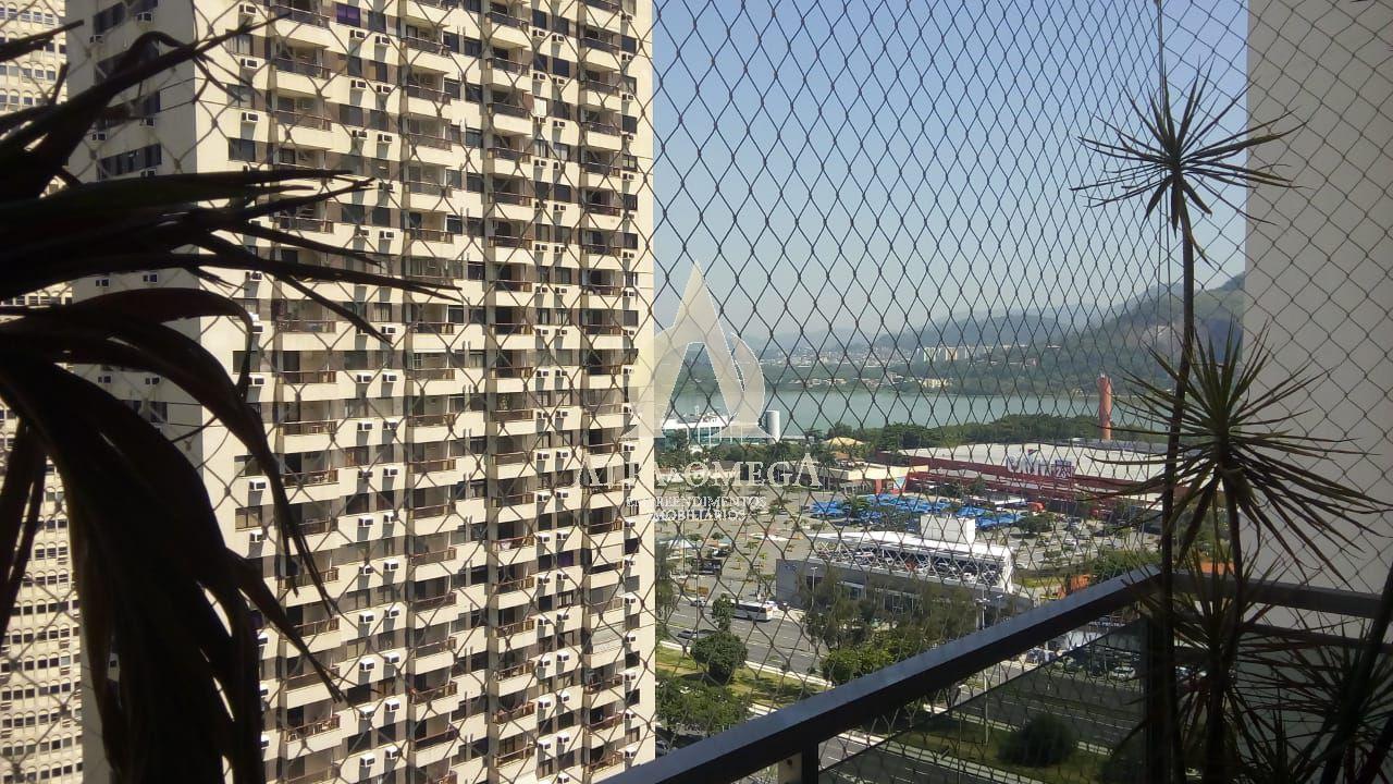 FOTO 4 - Apartamento Barra da Tijuca,Rio de Janeiro,RJ À Venda,1 Quarto,67m² - AO10199 - 4