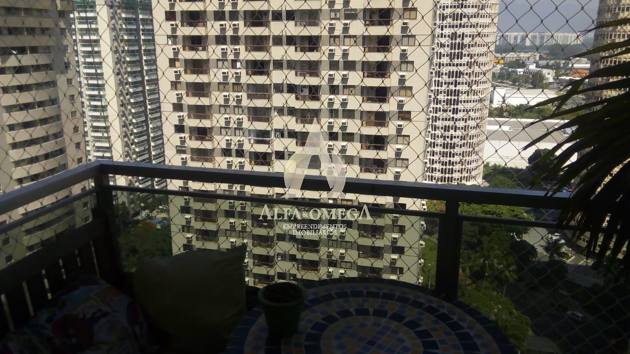 FOTO 6 - Apartamento Barra da Tijuca,Rio de Janeiro,RJ À Venda,1 Quarto,67m² - AO10199 - 6