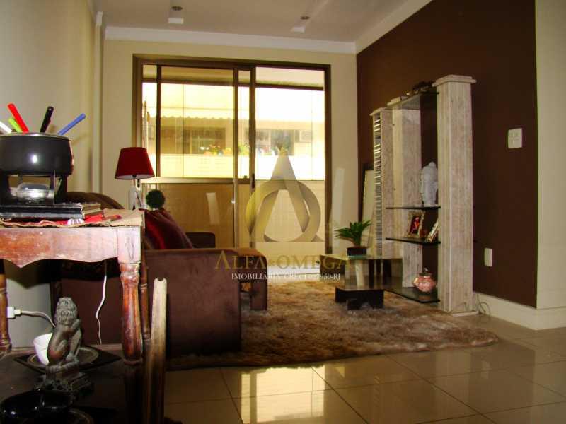DSC05631 - Apartamento à venda Rua Rogério Karp,Recreio dos Bandeirantes, Rio de Janeiro - R$ 649.000 - AO30203 - 1