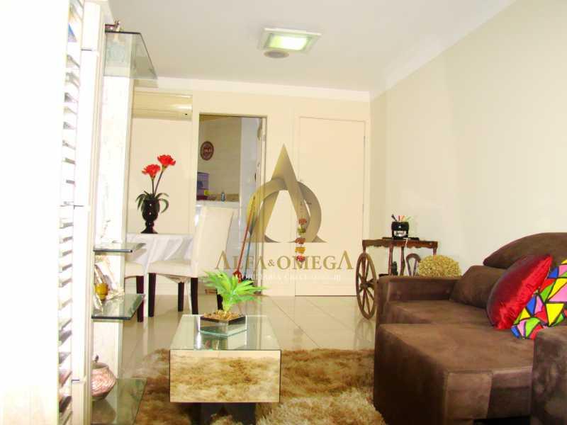 DSC05633 - Apartamento à venda Rua Rogério Karp,Recreio dos Bandeirantes, Rio de Janeiro - R$ 649.000 - AO30203 - 5