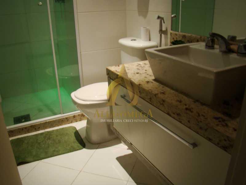 DSC05650 - Apartamento à venda Rua Rogério Karp,Recreio dos Bandeirantes, Rio de Janeiro - R$ 649.000 - AO30203 - 18