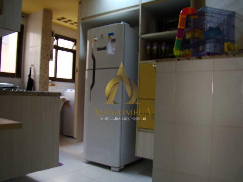DSC05651 - Apartamento à venda Rua Rogério Karp,Recreio dos Bandeirantes, Rio de Janeiro - R$ 649.000 - AO30203 - 19