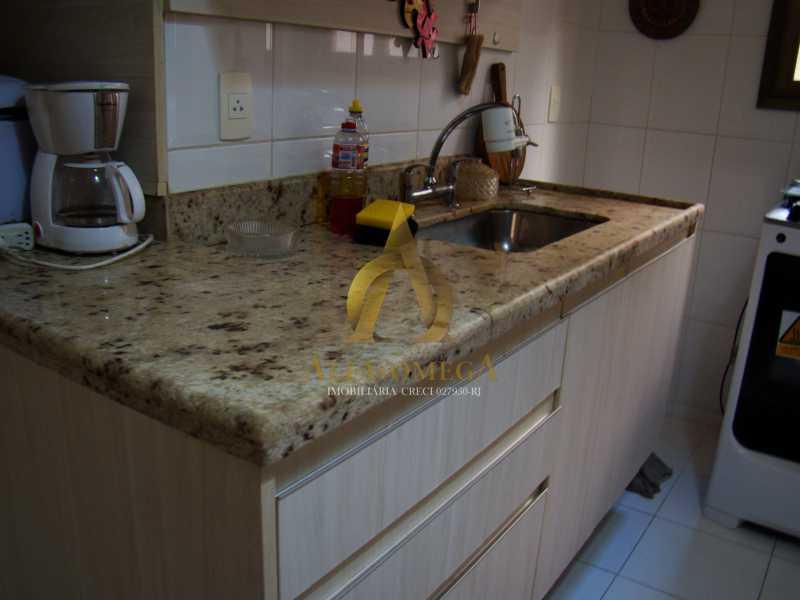 DSC05652 - Apartamento à venda Rua Rogério Karp,Recreio dos Bandeirantes, Rio de Janeiro - R$ 649.000 - AO30203 - 20