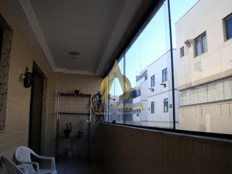 DSC05660 - Apartamento à venda Rua Rogério Karp,Recreio dos Bandeirantes, Rio de Janeiro - R$ 649.000 - AO30203 - 24