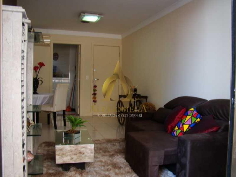 DSC05662 - Apartamento à venda Rua Rogério Karp,Recreio dos Bandeirantes, Rio de Janeiro - R$ 649.000 - AO30203 - 7