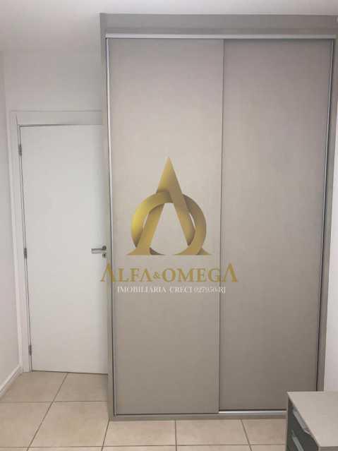 3 - Apartamento Avenida Eixo Metropolitano Este-Oeste,Jacarepaguá, Rio de Janeiro, RJ Para Alugar, 2 Quartos, 70m² - AOJ20017L - 11