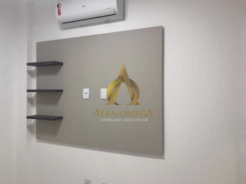 5 - Apartamento Avenida Eixo Metropolitano Este-Oeste,Jacarepaguá, Rio de Janeiro, RJ Para Alugar, 2 Quartos, 70m² - AOJ20017L - 4