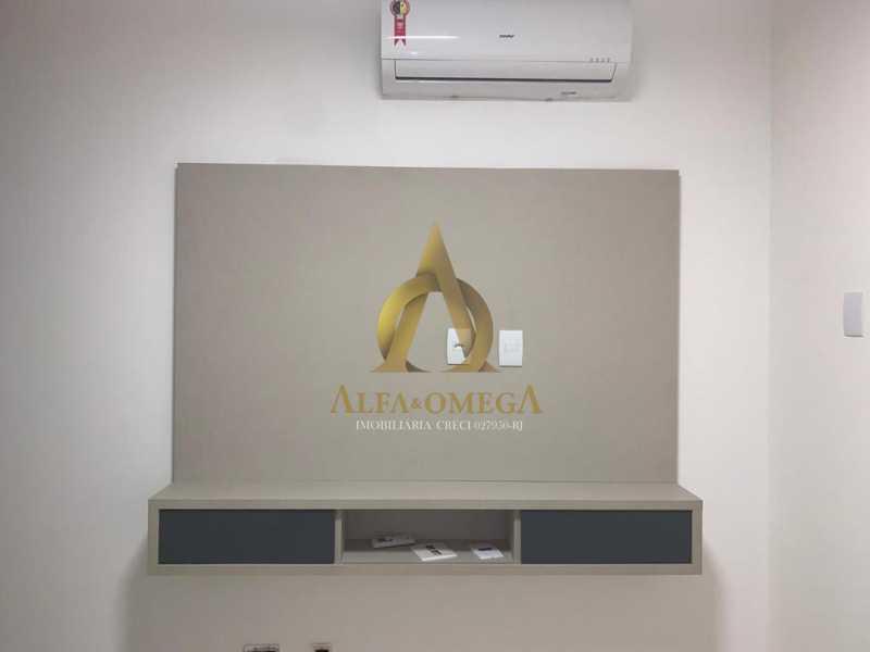 7 - Apartamento Avenida Eixo Metropolitano Este-Oeste,Jacarepaguá, Rio de Janeiro, RJ Para Alugar, 2 Quartos, 70m² - AOJ20017L - 3