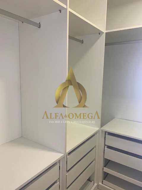 8 - Apartamento Avenida Eixo Metropolitano Este-Oeste,Jacarepaguá, Rio de Janeiro, RJ Para Alugar, 2 Quartos, 70m² - AOJ20017L - 9