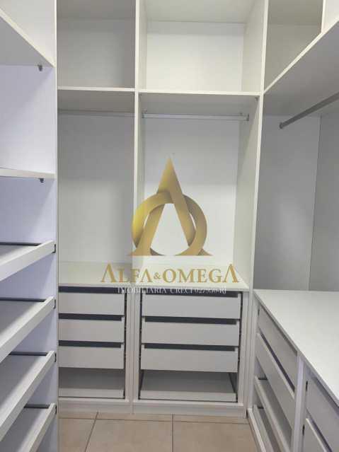 11 - Apartamento Avenida Eixo Metropolitano Este-Oeste,Jacarepaguá, Rio de Janeiro, RJ Para Alugar, 2 Quartos, 70m² - AOJ20017L - 10