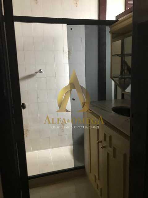 6 - Casa Estrada do Quitite,Jacarepaguá, Rio de Janeiro, RJ Para Alugar, 4 Quartos, 350m² - AOJ60010L - 22