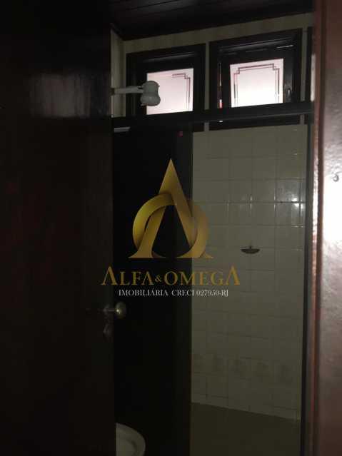 12 - Casa Estrada do Quitite,Jacarepaguá, Rio de Janeiro, RJ Para Alugar, 4 Quartos, 350m² - AOJ60010L - 24
