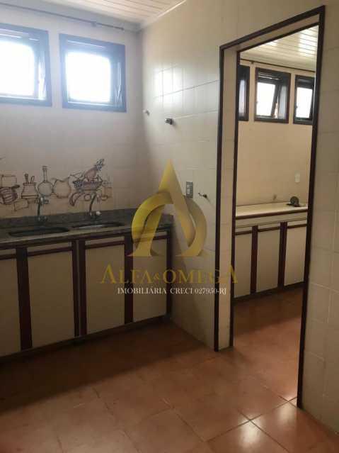 13 - Casa Estrada do Quitite,Jacarepaguá, Rio de Janeiro, RJ Para Alugar, 4 Quartos, 350m² - AOJ60010L - 26