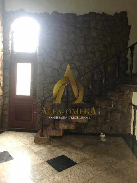 15 - Casa Estrada do Quitite,Jacarepaguá, Rio de Janeiro, RJ Para Alugar, 4 Quartos, 350m² - AOJ60010L - 6