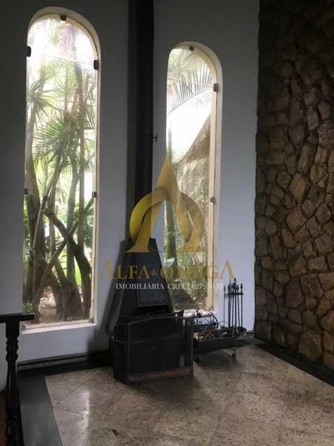 17 - Casa Estrada do Quitite,Jacarepaguá, Rio de Janeiro, RJ Para Alugar, 4 Quartos, 350m² - AOJ60010L - 9