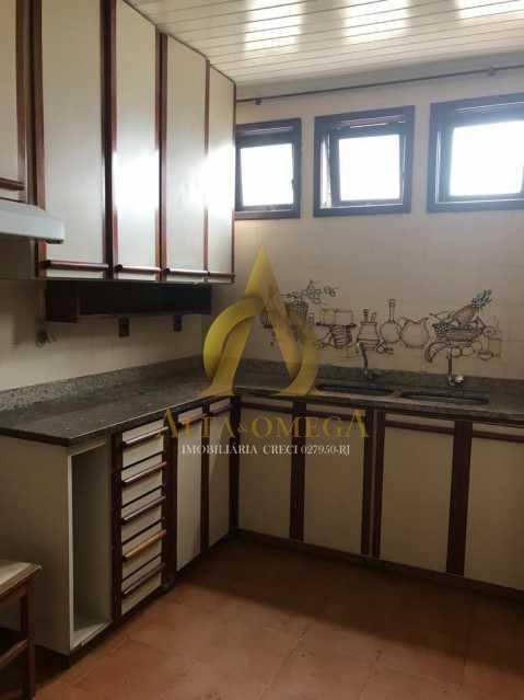 18 - Casa Estrada do Quitite,Jacarepaguá, Rio de Janeiro, RJ Para Alugar, 4 Quartos, 350m² - AOJ60010L - 25