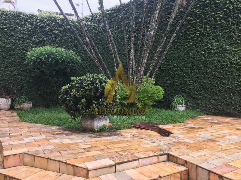 20 - Casa Estrada do Quitite,Jacarepaguá, Rio de Janeiro, RJ Para Alugar, 4 Quartos, 350m² - AOJ60010L - 27