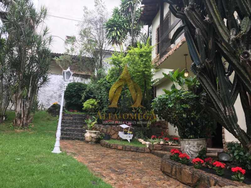 22 - Casa Estrada do Quitite,Jacarepaguá, Rio de Janeiro, RJ Para Alugar, 4 Quartos, 350m² - AOJ60010L - 3