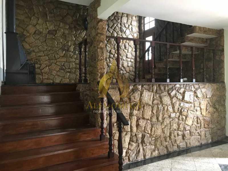 24 - Casa Estrada do Quitite,Jacarepaguá, Rio de Janeiro, RJ Para Alugar, 4 Quartos, 350m² - AOJ60010L - 4