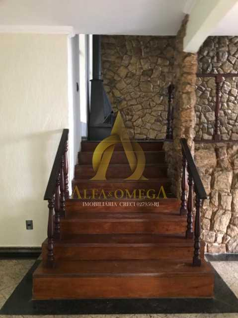 26 - Casa Estrada do Quitite,Jacarepaguá, Rio de Janeiro, RJ Para Alugar, 4 Quartos, 350m² - AOJ60010L - 5
