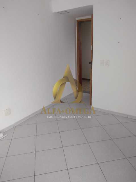 3 - Sala Comercial Avenida Evandro Lins e Silva,Barra da Tijuca, Rio de Janeiro, RJ Para Alugar, 42m² - AO80006L - 11