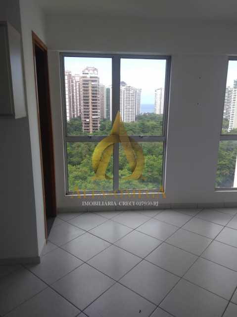 5 - Sala Comercial Avenida Evandro Lins e Silva,Barra da Tijuca, Rio de Janeiro, RJ Para Alugar, 42m² - AO80006L - 6