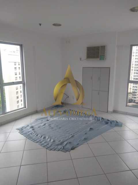15 - Sala Comercial Avenida Evandro Lins e Silva,Barra da Tijuca, Rio de Janeiro, RJ Para Alugar, 42m² - AO80006L - 12