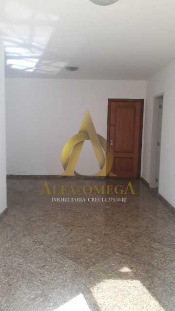 1 - Apartamento Avenida Lúcio Costa,Barra da Tijuca,Rio de Janeiro,RJ Para Alugar,3 Quartos,90m² - AO30132L - 4