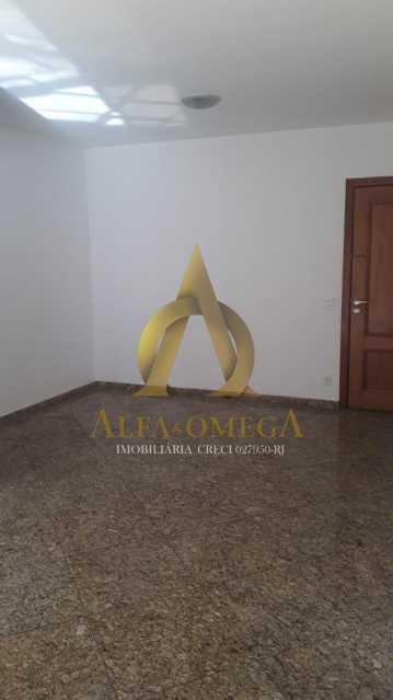 2 - Apartamento Avenida Lúcio Costa,Barra da Tijuca,Rio de Janeiro,RJ Para Alugar,3 Quartos,90m² - AO30132L - 5