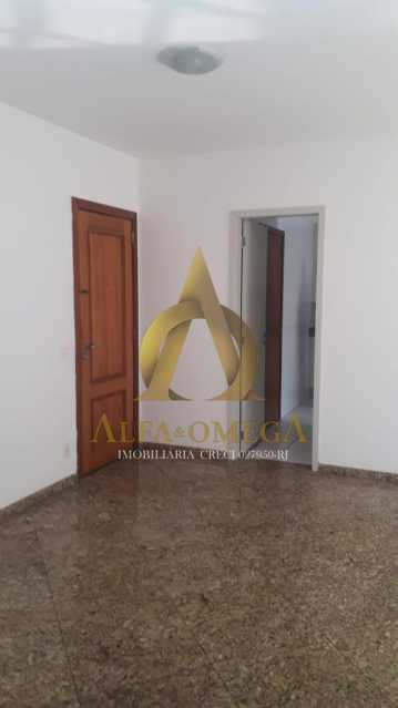 5 - Apartamento Avenida Lúcio Costa,Barra da Tijuca,Rio de Janeiro,RJ Para Alugar,3 Quartos,90m² - AO30132L - 7