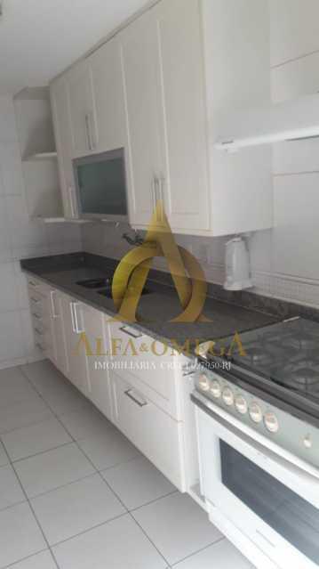 6 - Apartamento Avenida Lúcio Costa,Barra da Tijuca,Rio de Janeiro,RJ Para Alugar,3 Quartos,90m² - AO30132L - 15