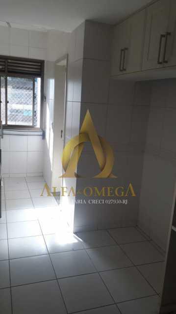 8 - Apartamento Avenida Lúcio Costa,Barra da Tijuca,Rio de Janeiro,RJ Para Alugar,3 Quartos,90m² - AO30132L - 17