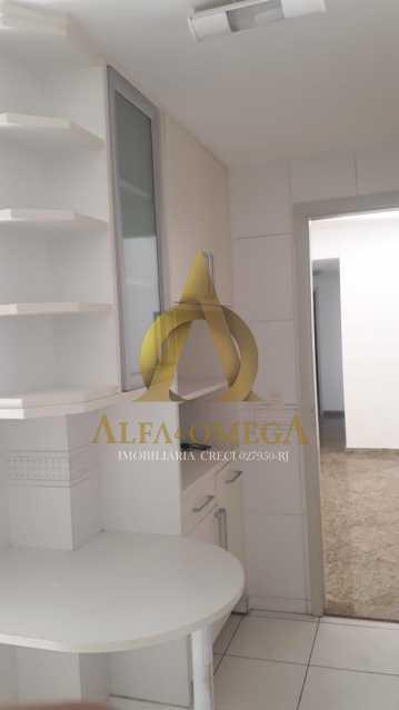 9 - Apartamento Avenida Lúcio Costa,Barra da Tijuca,Rio de Janeiro,RJ Para Alugar,3 Quartos,90m² - AO30132L - 24