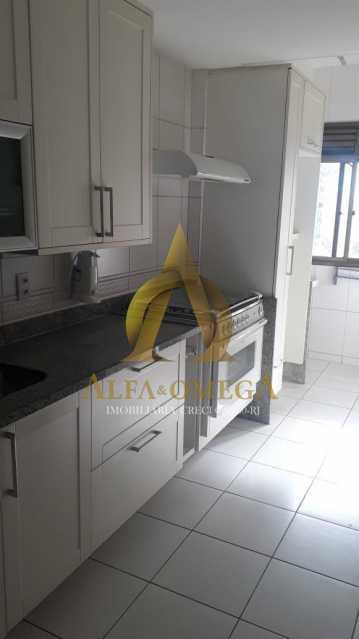 10 - Apartamento Avenida Lúcio Costa,Barra da Tijuca,Rio de Janeiro,RJ Para Alugar,3 Quartos,90m² - AO30132L - 22