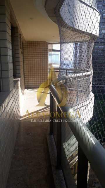 13 - Apartamento Avenida Lúcio Costa,Barra da Tijuca,Rio de Janeiro,RJ Para Alugar,3 Quartos,90m² - AO30132L - 27