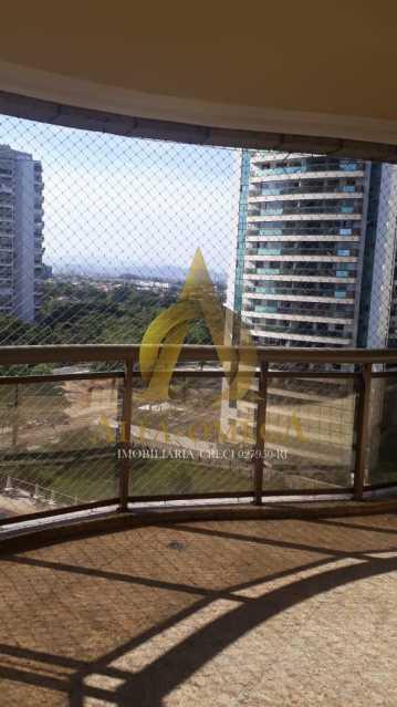 15 - Apartamento Avenida Lúcio Costa,Barra da Tijuca,Rio de Janeiro,RJ Para Alugar,3 Quartos,90m² - AO30132L - 3
